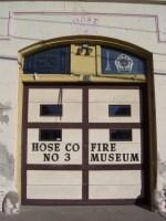Hose Co. No 3 front door