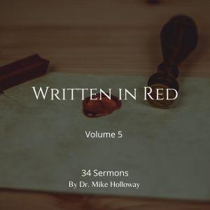 Written in Red – Volume 5
