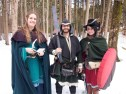 1st Annual Medieval LARPing Event