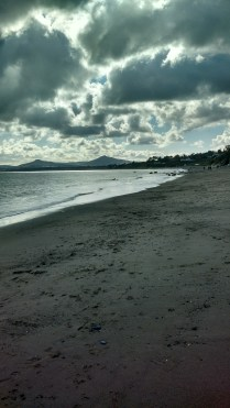 White Rock Beach in Killiney
