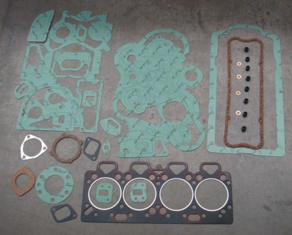 Прокладки комплект Д3900 / Прокладки двигателя Д 3900 / Полный ремкомплект погрузчика Балканкар