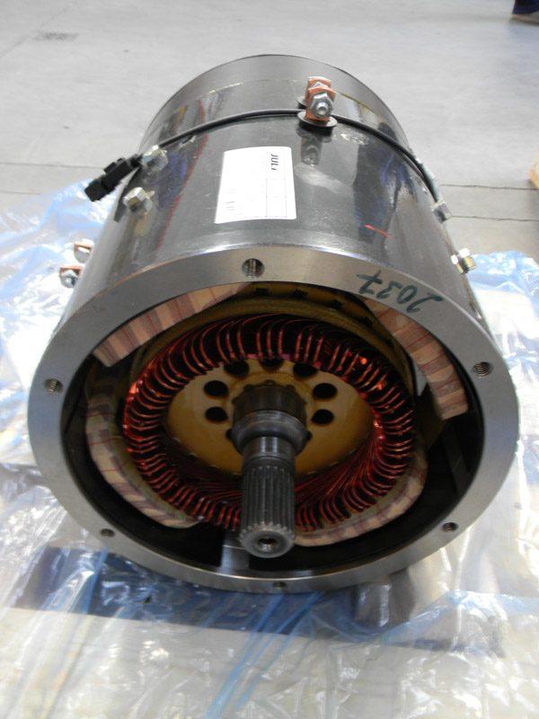 Электрический двигатель Linde 0009761271 E48P-02