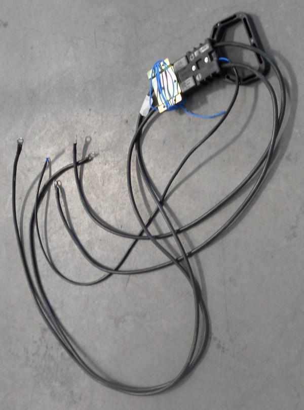 Штепсельное cоединение с проводами 006.2 12.02.00 ЕП 006 / 011 / 301