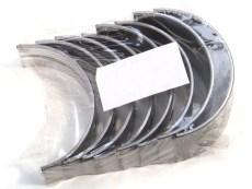 Комплект вкладышей стандарт Д 2500 КОРЕННЫЕ ST / коренные вкладыши двигателя 2500 трехцилиндровый болгарский