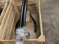 Гидравлический плунжерный цилиндр 25ЦПХ-7 40x1500/30