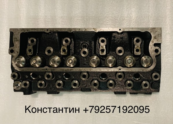 ГБЦ (головка блока цилиндров) с клапанами PERKINS 4.236/4.248/D3900 (ZZ80175-KIT)
