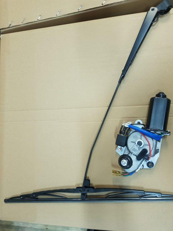 Стеклоочиститель в сборе для погрузчиков , электрокар , электросамосвалов