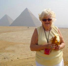 Ruth Kozak Pyramids