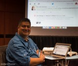 Thank you Ricky Shetty for judging the Twitter Contest!