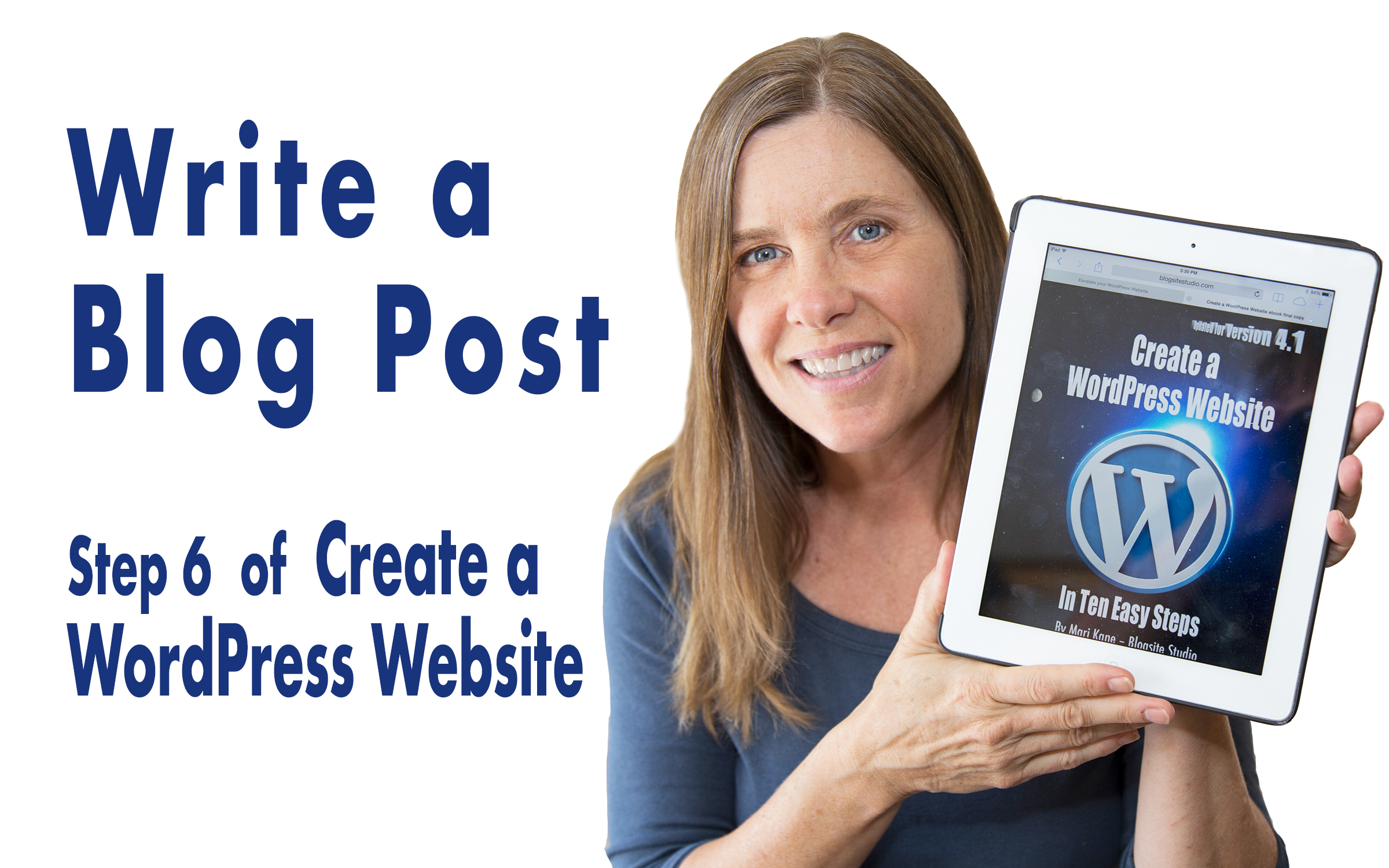 Write a Blog Post in WordPress