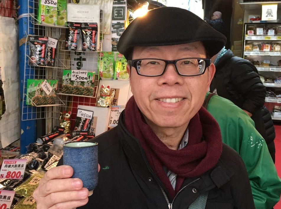 Edward Quan luxury travel in Tokyo