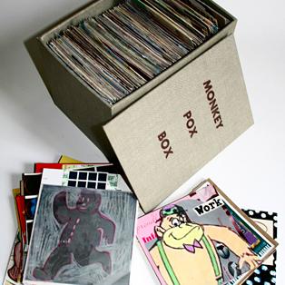 Marco Badot Monkey Pox Box