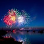 Fireworks as recognition of loss