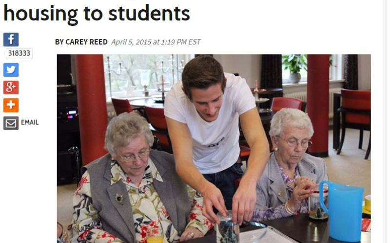 Vernon Councillor Says It's Time for Students & Seniors to Cohabitate