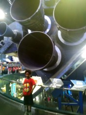Space Shuttle Atlantis main engine