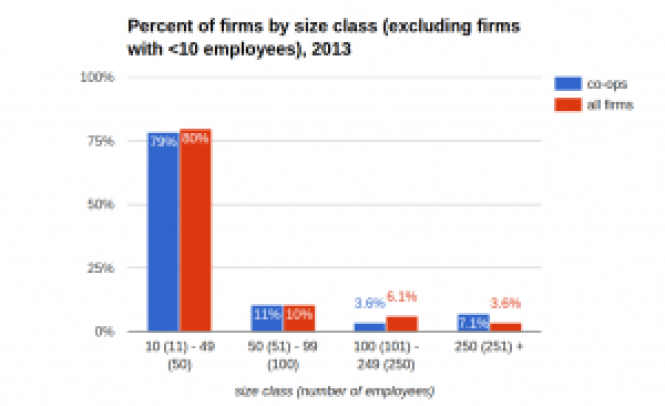 percent-of-firms-by-size-class-2013-excluding-under-10-employees