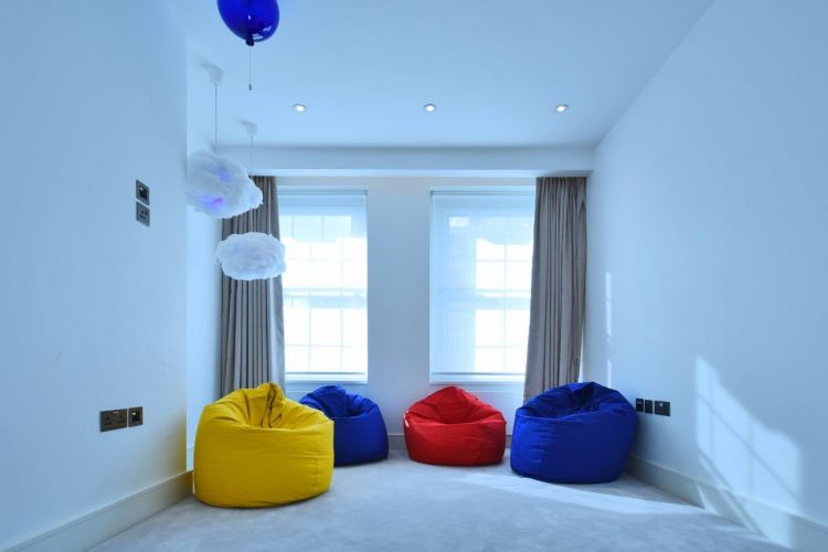 Children's play room design