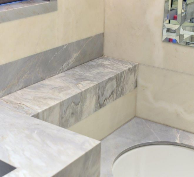 Marble fitting service in London