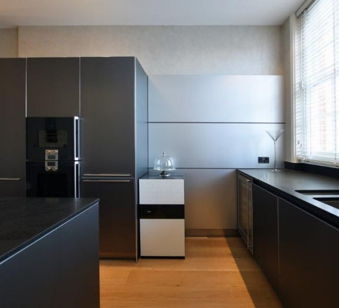 Kitchen renovation by Brompton Cross Construction