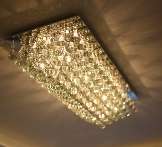 Luxury Chandelier lighting Brompton Cross Construction Interiors