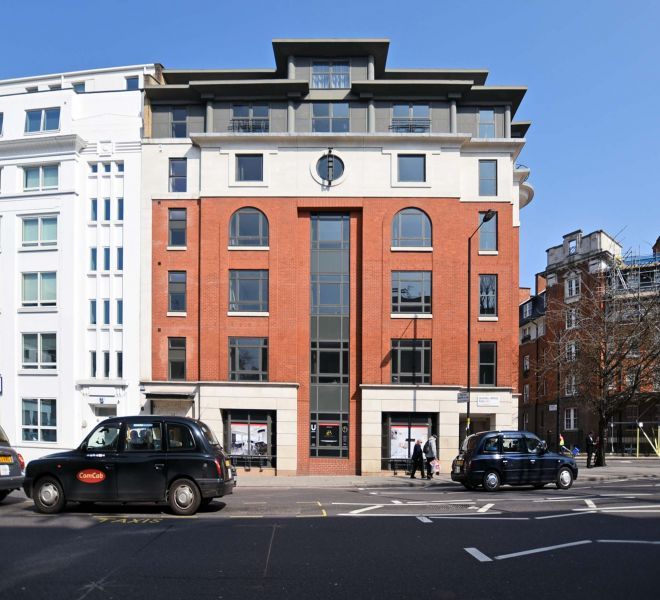 230 Vauxhall bridge road renovated by brompton cross construction