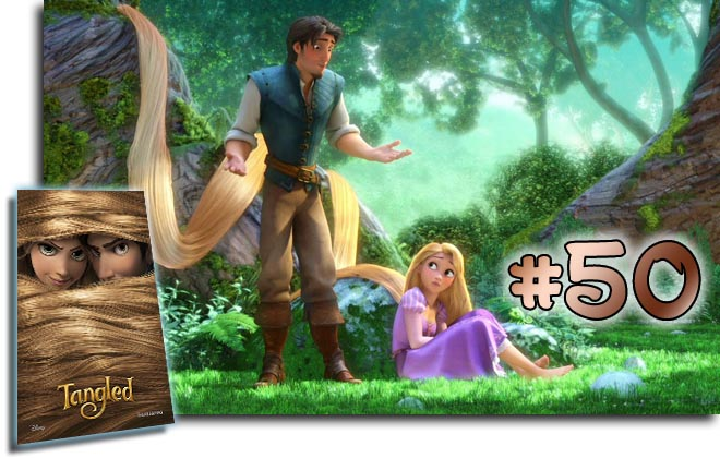 50 Tangled: BCDB List of Disney Animated Films
