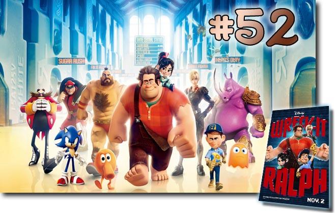 52 Wreck-It Ralph: BCDB List of Disney Animated Films