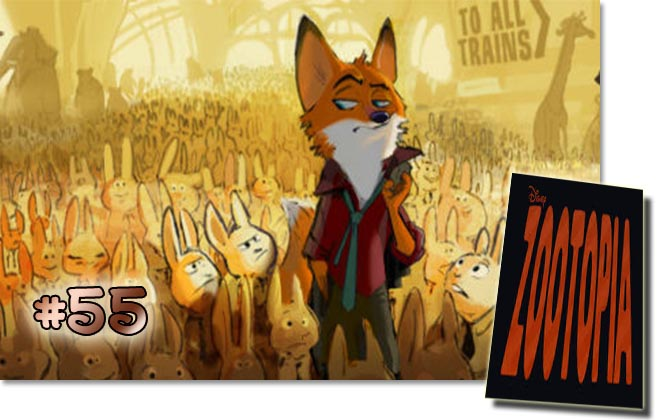 55 Zootopia: BCDB List of Disney Animated Films