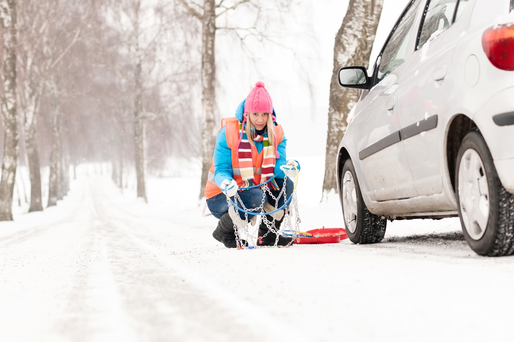 How do winter tires affect my liability in an accident?
