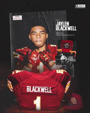 National Signing Day Jaylen Blackwell