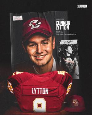 National Signing Day- Connor Lytton