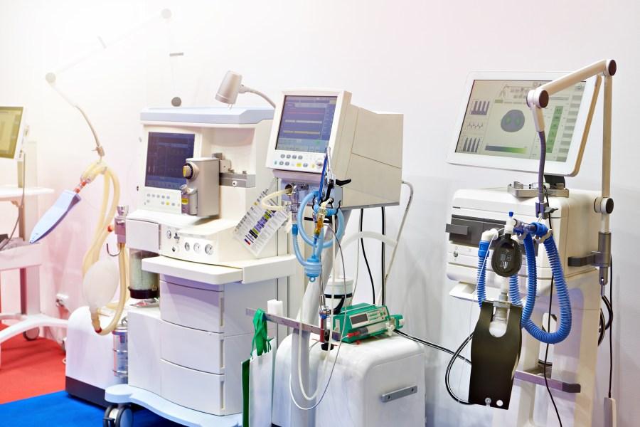 ventilator machins