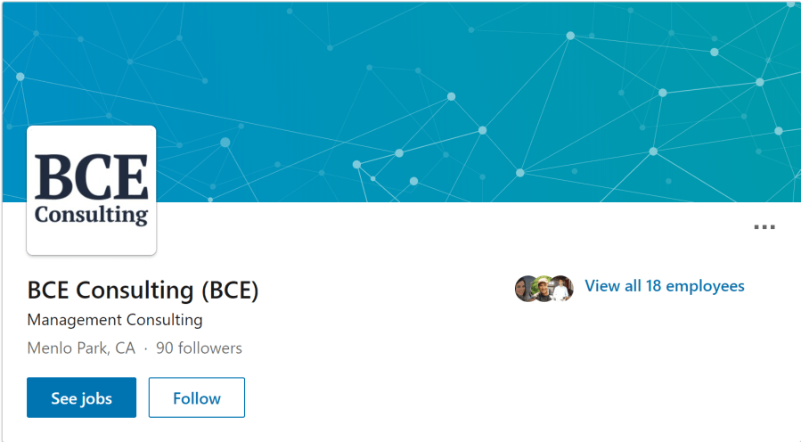 BCE Consulting Linkedin