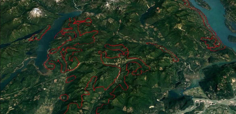 Fraser Valley No Shoot Areas – April 2017