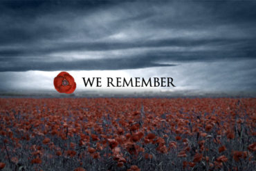 Remembrance Day Lest We Forget November 2017