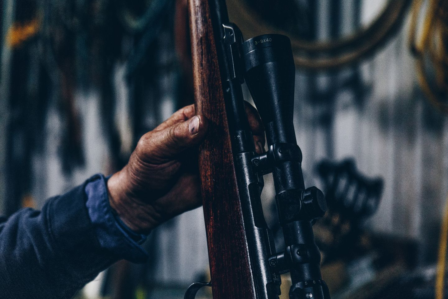 Can you name the best selling non-restricted firearms?