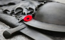 RemembranceDay Lest We Forget November 2017 We must remember. If we do not, the sacrifice of those one hundred thousand Canadian lives will be meaningless.