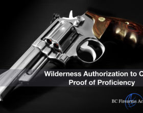 WATC Wilderness Authorization to Carry Proof of Proficiency Jan 25