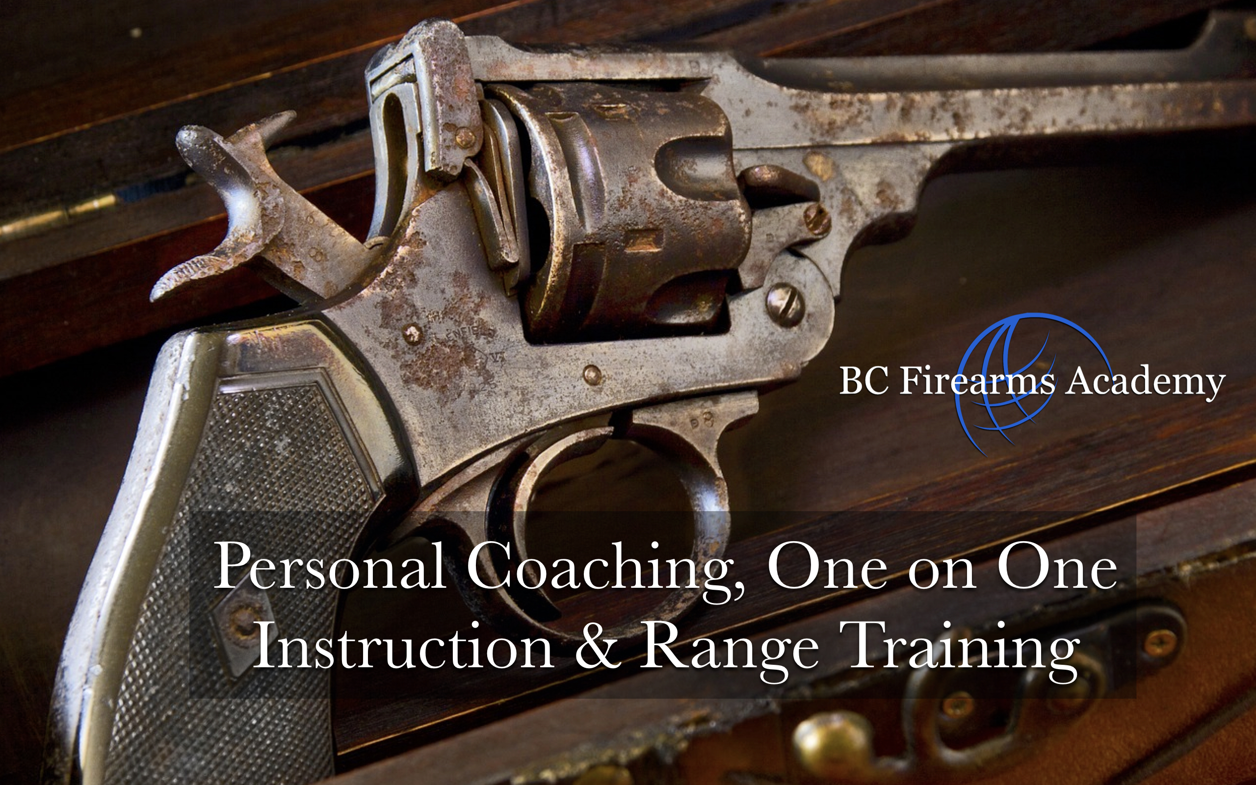 Personal Coaching, One on One Instruction & Range Training Oct 19