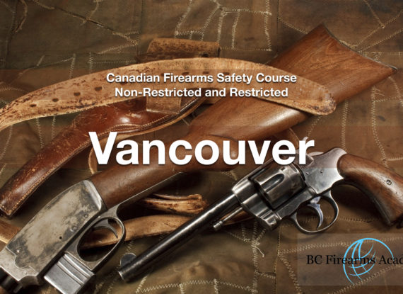 CFSC/CRFSC – Canadian Firearms Safety Course & Canadian Restricted Firearms Safety Course Apr 5/6