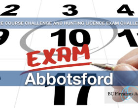 CORE Course Challenge and Hunting Licence Exam Challenge Abby Nov 16