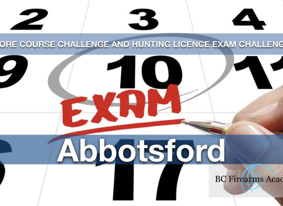 CORE Course Challenge and Hunting Licence Exam Challenge April 1