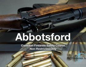 NON-RESTRICTED ONLY CFSC (non-restricted PAL) Abbotsford Friday November 6