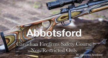 PAL Course Canadian Firearms Safety Course Non-Restricted Only Abby Dec 27