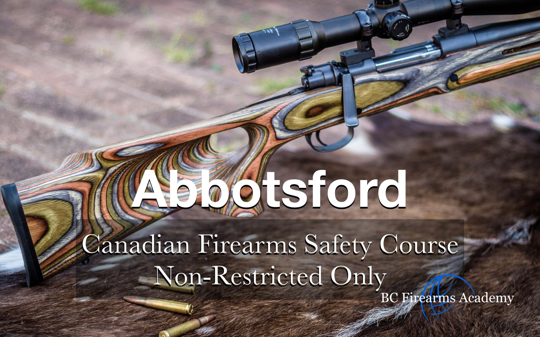 NON-RESTRICTED ONLY CFSC (non-restricted PAL) Abbotsford Thurs Mar 28