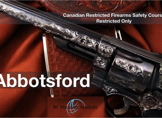 RESTRICTED-ONLY CRFSC (RPAL) Abbotsford Fri Jan 24
