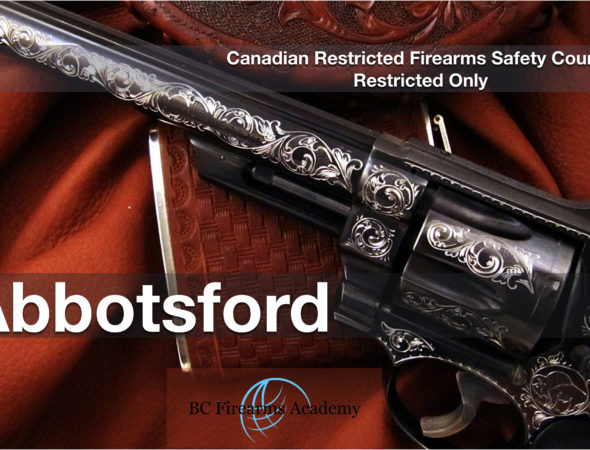 RESTRICTED-ONLY CRFSC (RPAL) Abbotsford Fri Aug 14
