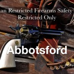 CRFSC Canadian Restricted Firearms Safety Course