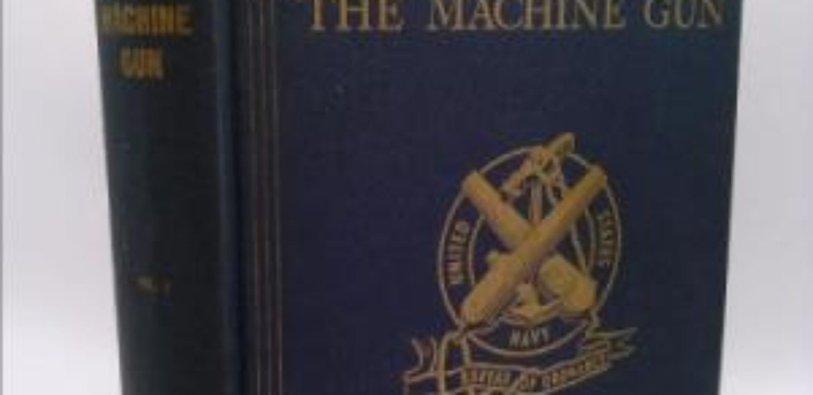 Col George Chinn the Machine Gun – Free 5-Volume Opus – Book Review