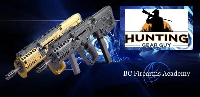 Non Restricted Pistol Caliber Carbines (PCC) in Canada